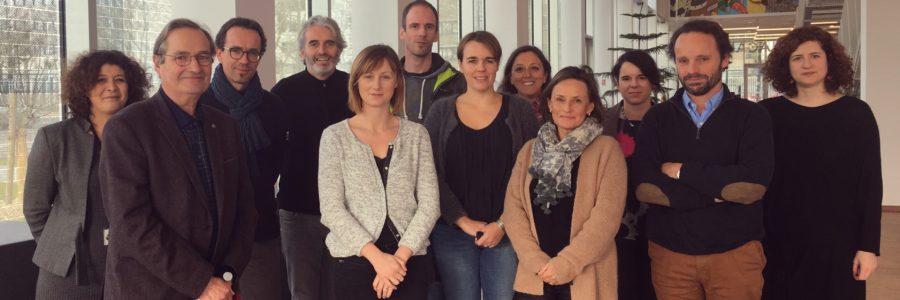 Le jury a tranché : 7 projets seront incubés dès janvier 2018