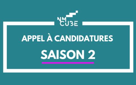 Entrepreneurs dans le secteur des médias : rejoignez la 2ème promo de l'incubateur NMcube !