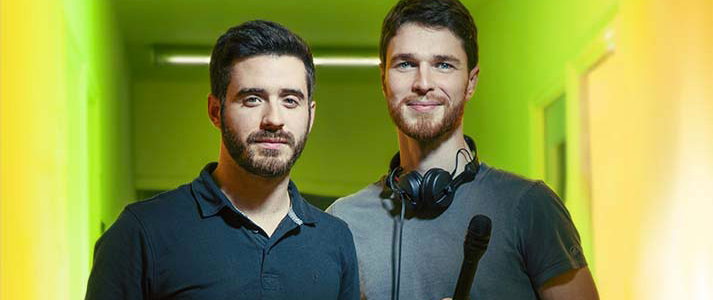 Pierre-Yves Allain & Boris Lemasson [ALVÉOLE]