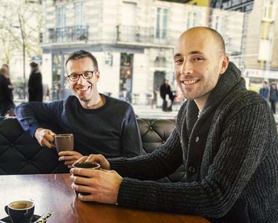 Adrien Grall & Antoine Nguyen [Lavieducoin]