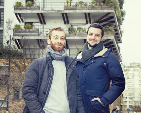 Guillaume Joly & Mathieu Desprez [Les Horizons]